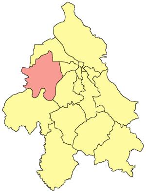 Surčin - Image: Belgrade Surcin