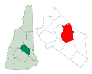 Gilford, New Hampshire