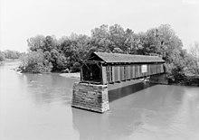 2004 view (eastern span) & Bell Ford Bridge - Wikipedia markmcfarlin.com