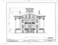 Bellamy Mansion, 503 Market Street, Wilmington, New Hanover County, NC HABS NC,65-WILM,3- (sheet 8 of 11).png