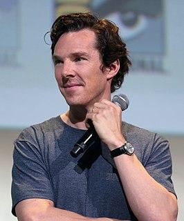 Benedict Cumberbatch English actor and film producer