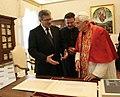 Benedykt XVI oraz Bronisław Komorowski 6.jpg