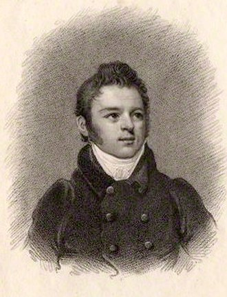 Benjamin Dean Wyatt - Benjamin Dean Wyatt, stipple engraving by T. Blood, after Samuel Drummond. Dated 1812, in the collection of the National Portrait Gallery London