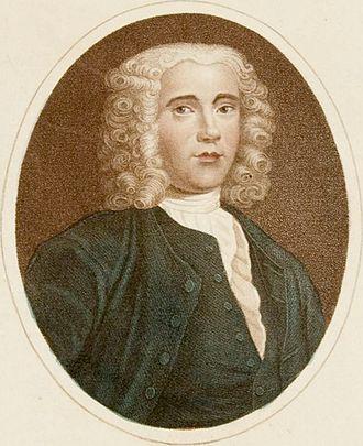 Benjamin Martin (lexicographer) - Image: Benjamin Martin 1704 1782