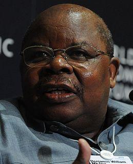 Benjamin Mkapa