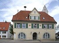 Berghülen; Rathaus-2.jpg