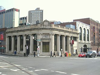 Boylston Street - Berklee College of Music at Massachusetts Avenue and Boylston Street