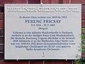 Berliner Gedenktafel Pücklerstr 22 (Dahlem) Ferenc Fricsay.jpg