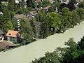Bern 2005, das Hochwasser (Altenberg Quartier).jpg