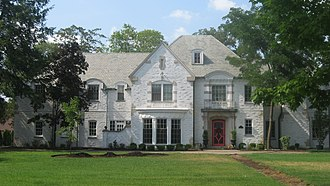 National Register of Historic Places listings in Elkhart County, Indiana - Image: Best House on Beardsley Avenue