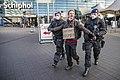 Betoging Extinction Rebellion Schiphol 2020-05.jpg