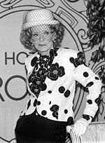 Schauspieler Bette Davis