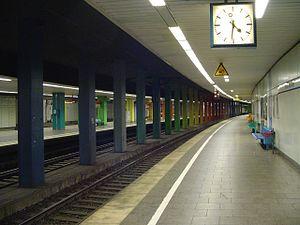 Köln-Chorweiler station - Köln-Chorweiler station