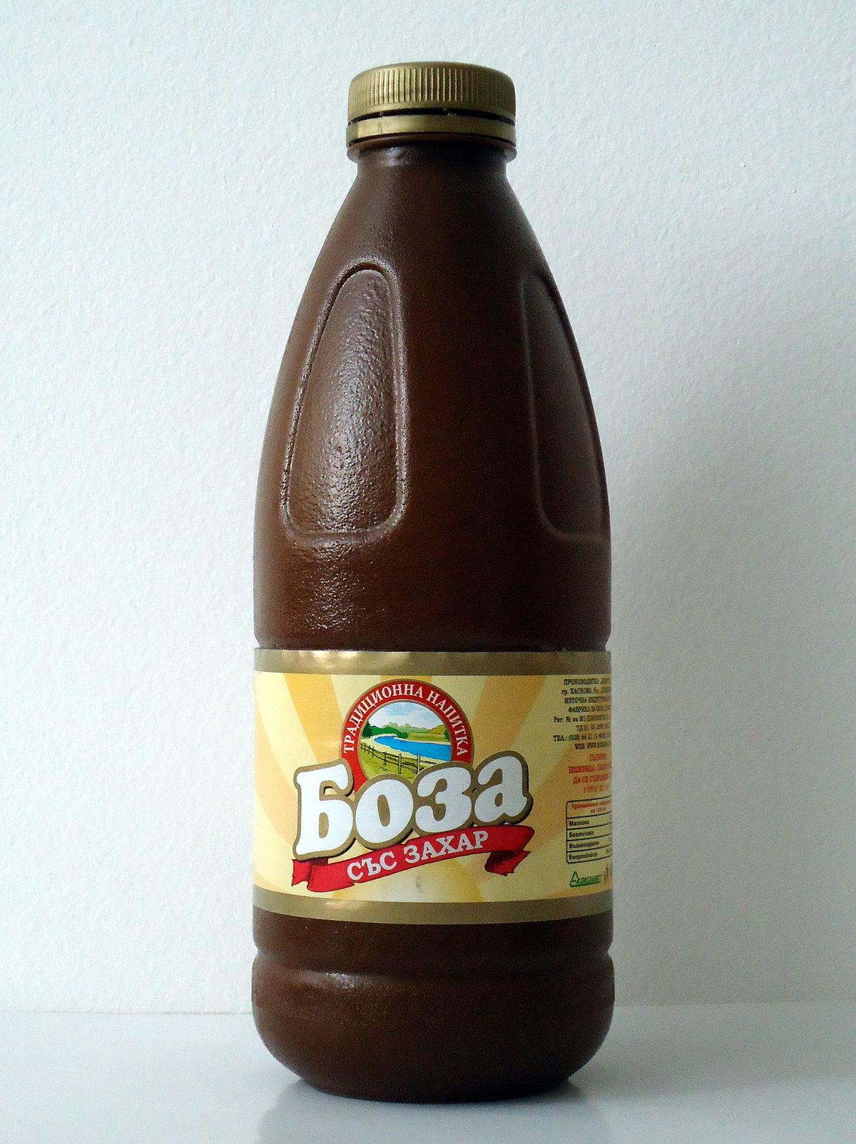 Boza (Getränk) – Wikipedia