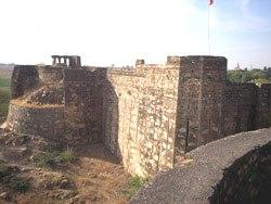 Bhuragarh fort front