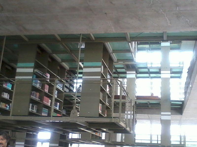 File Biblioteca Vasconcelos M Xico D F Primer Piso