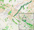 Bielefeld - NSG Mittleres Johannisbachtal - Map.png
