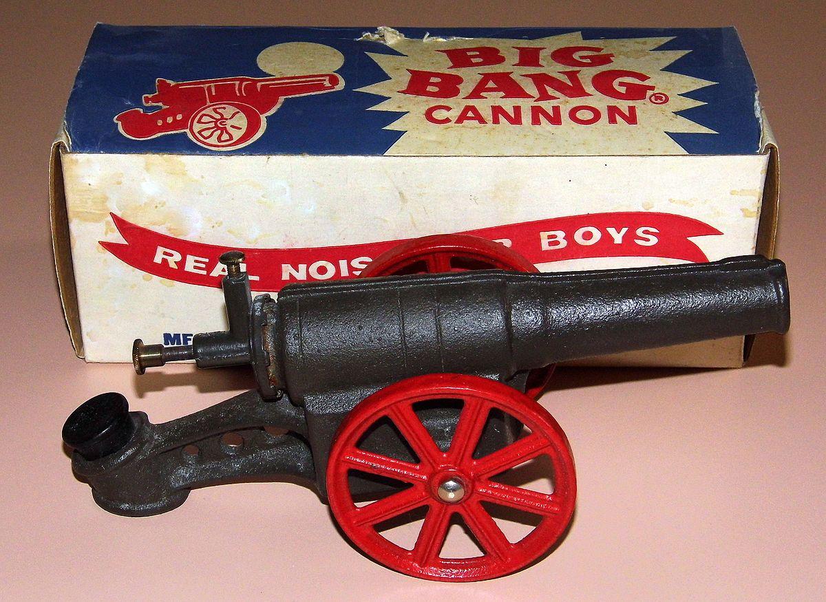 Big-Bang Cannon - Wikipedia