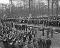 Bijzetting op Grebbeberg van 20 gesneuvelde militairen in Frankrijk, Bestanddeelnr 903-8453.jpg