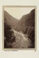 """Bild från familjen von Hallwyls resa genom Algeriet och Tunisien, 1889-1890. """"Chiffa-ravinen - Hallwylska museet - 92056.tif"""