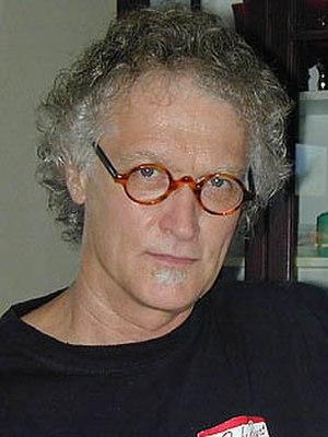 Bill Davis (artist) - Davis in 2007