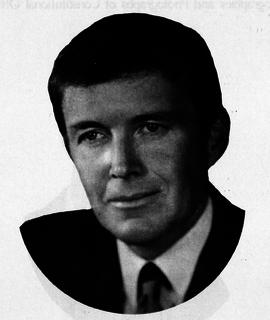 William Dougherty Lieutenant Governor of South Dakota