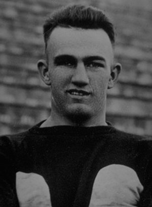1920 College Football All-America Team - Bill Fincher.