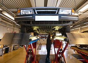 bilprovningen gällivare drop in
