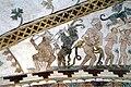 Birkeroedx13Skib 2.fag vestkappe, Gula (frådseri), Luxuria (vellyst), Ira (vrede).jpg