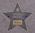 Birmingham Walk of Stars Lenny Henry.jpg