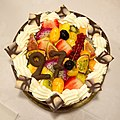 Birthday cake to please a 72 year old.jpg