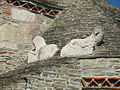 Biserica Sf. Nicolae, Densuș, Hunedoara - Detaliu.JPG