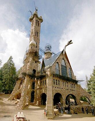 Bishop Castle - Image: Bishop Castle 2 Fairview CO