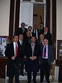 Bishop Sebouh with representatives of Istanbul Armenian community.JPG