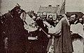 Biskup Bandurski święci sztandar ZS pow. Szczuczyn-Grajewo, 1929.jpg