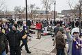 Black Lives Matter protest at a Vikings game (15350622503).jpg