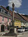 Bleiburg Österreich Pestsäule von 1724.jpg