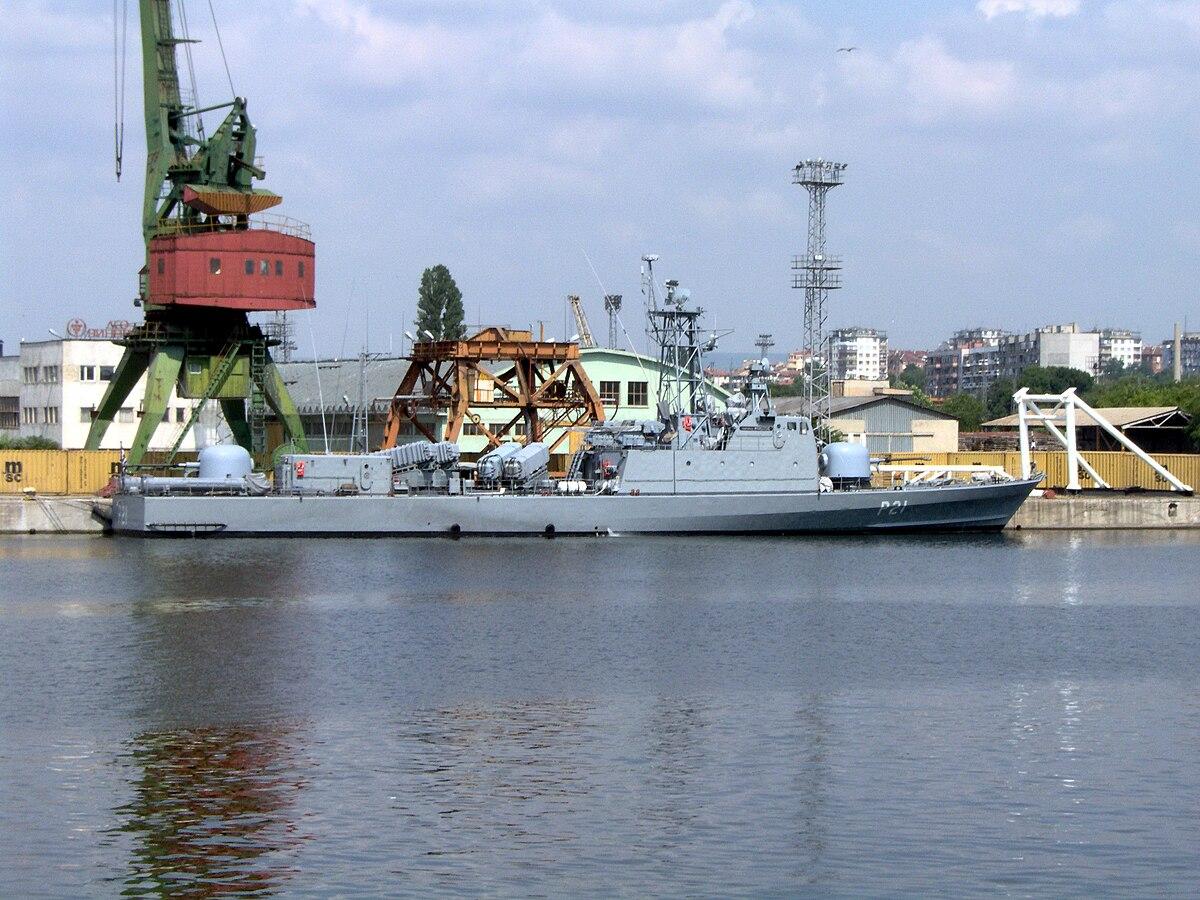 la combattante iii-class fast attack craft