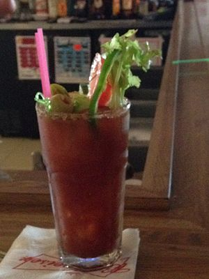 Bloody Mary (cocktail) - Bloody Mary