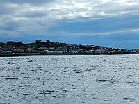Bluff from Stewart Island ferry.jpg