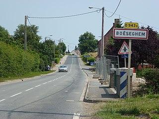 Boëseghem Commune in Hauts-de-France, France
