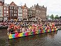 Boat 80 A'DAM Toren, Canal Parade Amsterdam 2017 foto 8.JPG