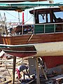 Boat Repairs - Girne (Kyrenia) - Turkish Republic of Northern Cyprus (28282958170).jpg
