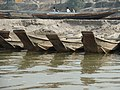Boats, Mountains, Transparent Water, Working Man and Woman, Shops, Sands near Piyain River, Jaflong, Sylhet 32.jpg