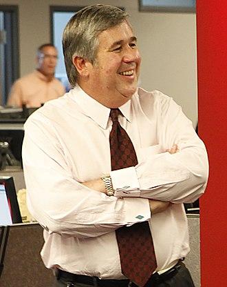 Bob Ley - Ley in March 2010