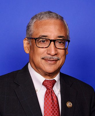 Virginia's congressional districts - Image: Bobby Scott 116th Congress