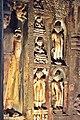 Bodhisattvas flanking the Buddha's sanctum, Ajanta caves.jpg