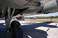 Boeing B-17G-85-DL Flying Fortress Nine-O-Nine UnderLWing CFatKAM 09Feb2011 (14980814711).jpg