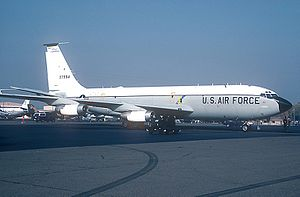 4th Special Operations Squadron - 4th ACCS EC-135G Airborne Launch Control Center at Ellsworth AFB, SD