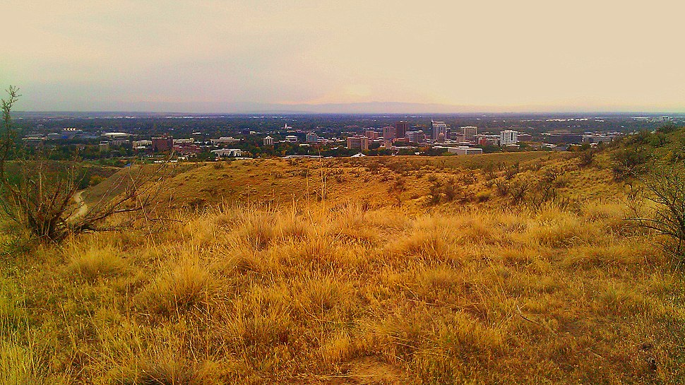Boise City Horizon
